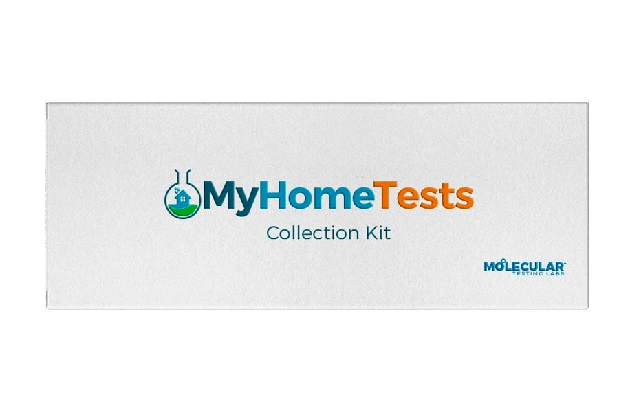 MyHomeTests STD Home Testing Kit