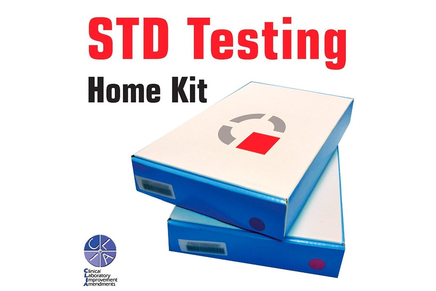 STD Testing Home Kit